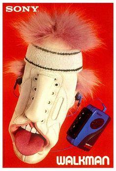 Hilarious 90's Walkman Ad