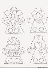 Foto: Animal Crafts For Kids, Paper Crafts For Kids, Easy Crafts For Kids, Craft Activities For Kids, Kindergarten Activities, Preschool Crafts, Puppet Crafts, Felt Crafts, Grandma Crafts