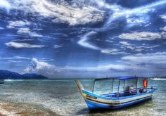 #HDR #photography Boat