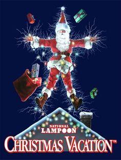 Santa is electrifying!