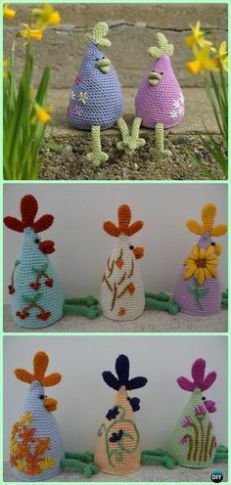 Top Ten Easter Patterns | Beyond the Square