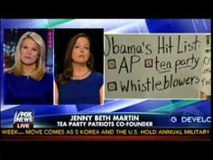 Co Founder Of Organization Targeted By The IRS Speaks Out   Jenny Beth M...