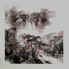 Buy the most beautiful handmade traditional watercolor paintings in our online store. Register now and get a free -10% Discount Coupon for all our high quality traditional chinese artworks:  http://maimaiwenhua.com/tienda
