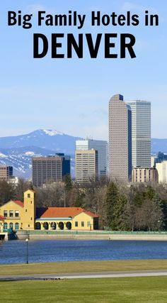 Denver big family hotels to sleep 5, 6, 7, 8 in 1 room. Find your Denver hotel now. Pin to your Denver vacation board.