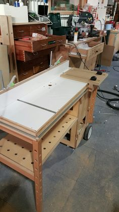 MFTC portable workshop