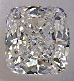 1.72-Carat Cushion Modified Brilliant Cut Diamond    This Fancy-cut D-color, and VS1-clarity diamond comes accompanied by a diamond grading report from GIA    $20407.80