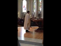 Easter 2015 St Joseph's Cathedral  Father Michael Syjueco presiding...a snippet of a beautiful high mass.