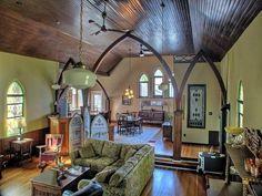 converted church
