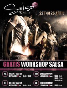 Salsa Leeuwarden @ http://www.bailinho.nl/