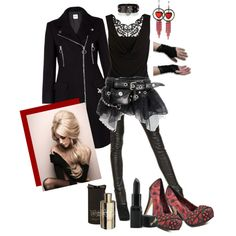 Akira Winter Goth By Kellyspanner On Polyvore