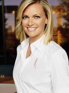Sarah Murdoch is the epitome of a beautiful woman inside and out