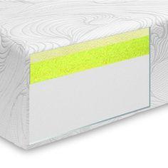 Tobia Gemma Thermal Comfort Plush 10-inch Twin XL-size Memory Foam Mattress