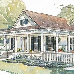 Our Top 25 House Plans | House plans, Home and House