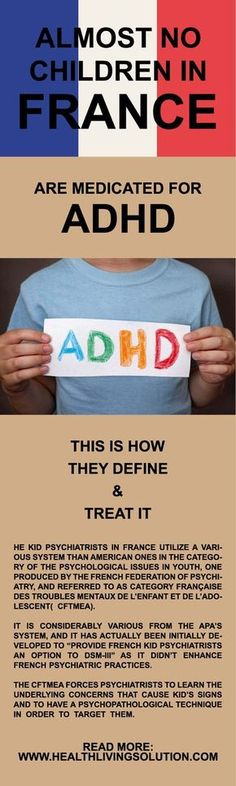 The Centers for Illness Control and Avoidance (CDC) report that since 2011, about 11% of the kids in the United States in between the ages of 4 and 17 have actually been detected with Attention deficit disorder (ADHD). Yet, the American Psychiatric Association (APA) declares that although only 5% of American kids struggle with the …