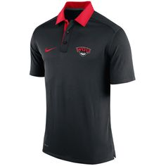 ... Team. See more. Western Oregon Wolves Nike 2015 Elite Coaches  Performance Polo - Black