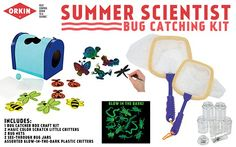 Win an Orkin Summer Scientist Bug Catching Kit. Enter at MommyRamblings.org now! Lots of other great #Giveaways #LearnWithOrkin #Science #Kids #SummerFun #Win #StudyNature