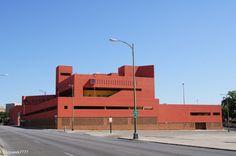 San Antonio Public Library - Ricardo Legorreta