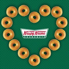¡Ya es viernes! Celébralo con una deliciosa dona de Krispy Kreme Mexico.    ¿Cuál es tu favorita?