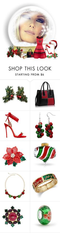 """""""My Birthday Dress: Wishful Longing"""" by maison-de-forgeron ❤ liked on Polyvore featuring Karen Millen, Dsquared2, Kim Rogers, Bling Jewelry, Mixit, Charter Club, Chanel, birthday and Snowglobe"""