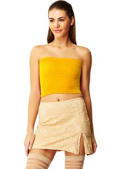 263e9b1282 Yellow Submarine Tube Top