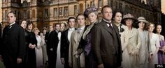 If your not watching Downton Abbey on PBS you are surely missing a one of a kind, classic in the making. It's awesome.