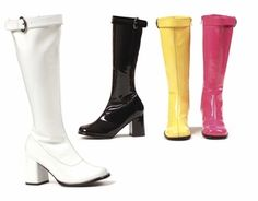 """$39.99 yellow rogue boots: 3"""" Wide Width Boots * 300-HIPPIE"""