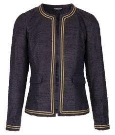 veste-mi-saison-en-tweed-bleu-a-biais-en-chaine-doree-morgan
