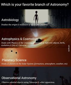 omment 👇 Mine is Astrophysics and Cosmology! – Science, Physics and Astronomy News Astronomy Facts, Astronomy Science, Planetary Science, Space And Astronomy, Astronomy Pictures, Science Facts, Fun Facts, Life Science, Cosmos