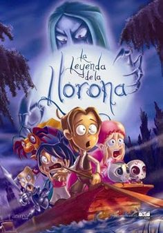 La leyenda de la Llorona online 2011 VK