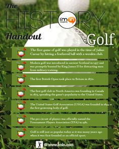 The origins of Golf  in under 30 seconds.  Did you know that the game of golf can be traced back to the time of the infamous Julius Caesar?  This educational series is brought to you by http://www.imin.com/ and http://www.imin.com/store-coupons/golfsmith/