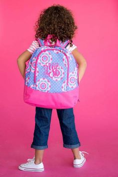 Pre-School Zoey Backpack – Southern Tots