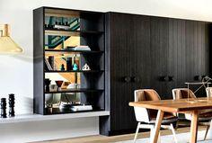 Modern Three Level Terracein Melbourne by Doherty Design Studio - InteriorZine