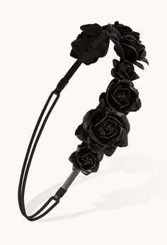 Rebel Rose Flower Crown