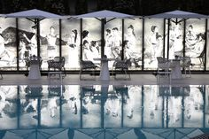 Karl Lagerfeld at Hôtel Métropole, Monaco Monte Carlo, Joel Robuchon, Rooftop Lounge, French Riviera, Monaco, Karl Lagerfeld, Life Is Good, Artwork, Billionaire