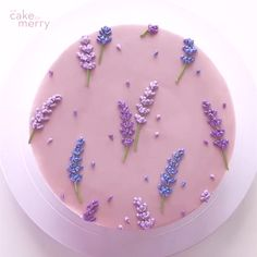 Cake Decorating Frosting, Cake Decorating Designs, Creative Cake Decorating, Cake Decorating Videos, Birthday Cake Decorating, Cake Decorating Techniques, Pretty Birthday Cakes, Pretty Cakes, Cute Cakes