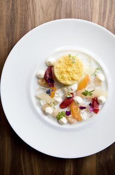Piora_0516 Nicole Franzen Photography - #plating #presentation