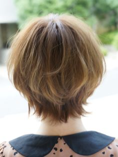 Short Bob Hairstyles, Easy Hairstyles, Haircuts, Girl Short Hair, Short Hair Cuts, Hair Arrange, Corte Y Color, Bad Hair, Hair Today