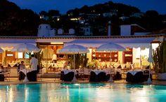 La Colombaia Restaurants Capri