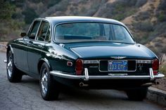 1971 Jaguar XJ6 Rear