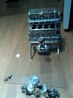 The Engine table.