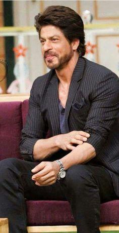 Shah Rukh Khan. SRK.