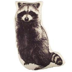 Woodland throw pillow?