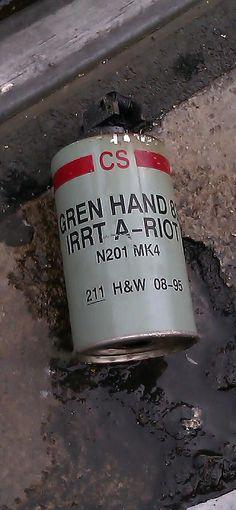 riot gas