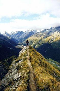 Mount Aspiring National Park Otago, New Zealand