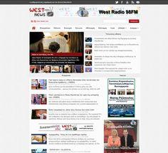 Το WestTV News αποτελεί μια καινοτόμα πύλη ενημέρωσης για την Δυτική Μακεδονία http://www.westtvnews.gr/