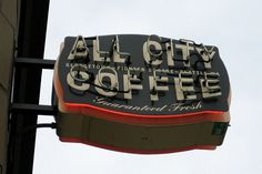 All City Coffee, Seattle, WA by Robby Virus, via Flickr