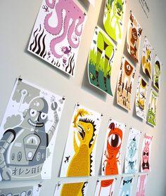 Monster Mix Ups | Tad Carpenter Creative