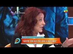 """Deborah Ramos """"Silvestre le hizo una canción a Galtieri"""""""