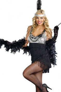 Black Fashion Ladies Sequin Halloween Circus Costume.#2014 Cute Halloween #Costumes #Fashion #Women Diy Homemade Creative,#Cheap #Sexy Halloween Costumes For Teens. pinkqueen.com