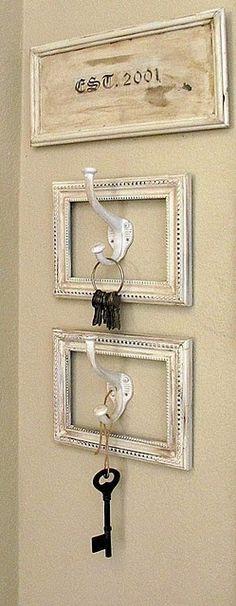 key holder - love it! Need one ASAP